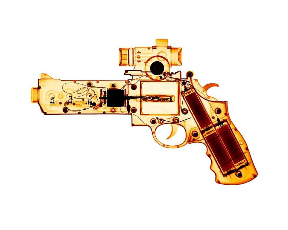 xray pistolet 1