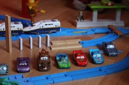 Un peu de déco Cars