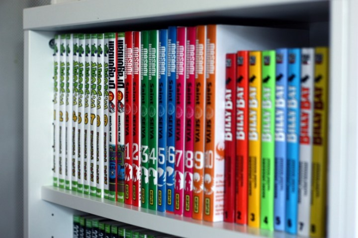 Etagere Manga (18)