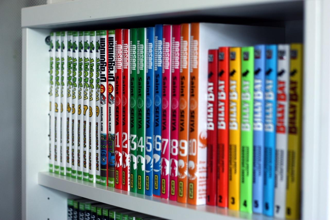 Epaisseur Caisson Cuisine Ikea une étagère ikea pour les mangas – guide du parent galactique