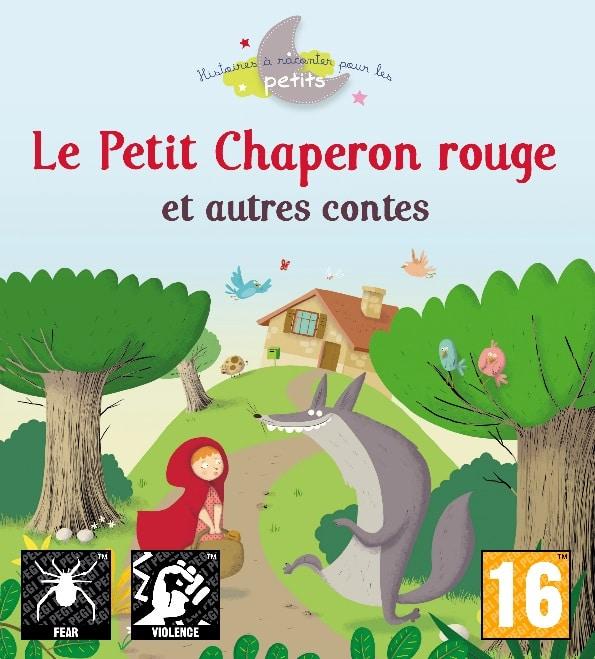 PEGI Petit Chaperon Rouge