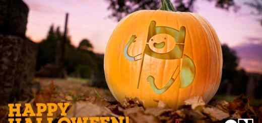 Citrouille Halloween Adventure Time