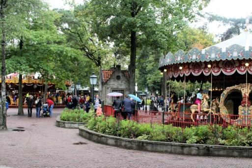 La Place des Carrousels