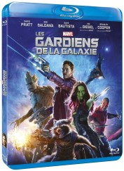 Gardiens de la Galaxie Blu-Ray