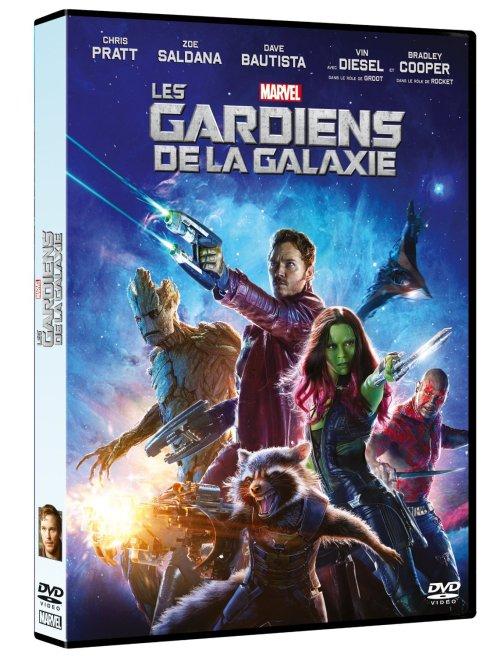 Gardiens de la Galaxie DVD