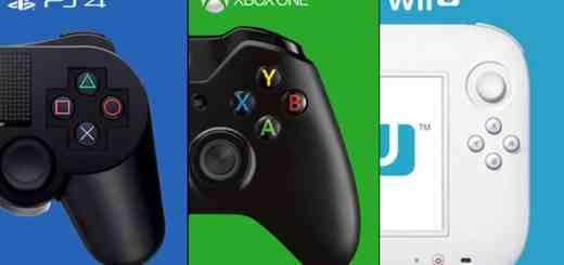 Guerre des consoles - PS4 Vs. Xbox One Vs. Wii U - Round 2