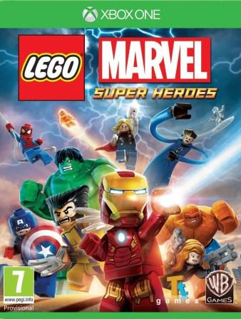 Lego Marvel Super Heroes - Xbox One - 2014