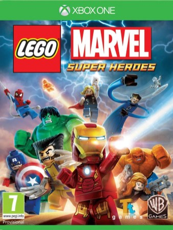Lego Marvel Super Heroes - Xbox One - 2014