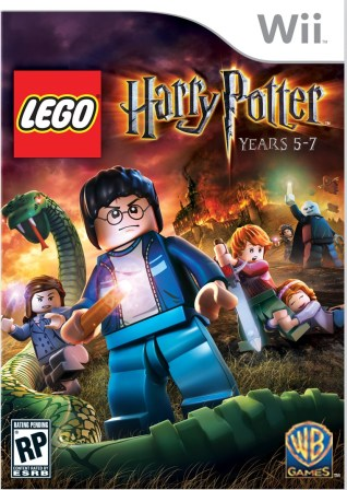 Lego Harry Potter 2