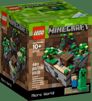 Lego Minecraft : La Forêt