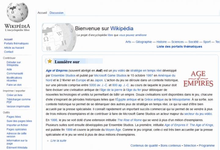 wikipedia aoe