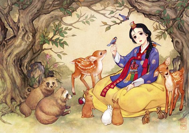 1 - Snow White