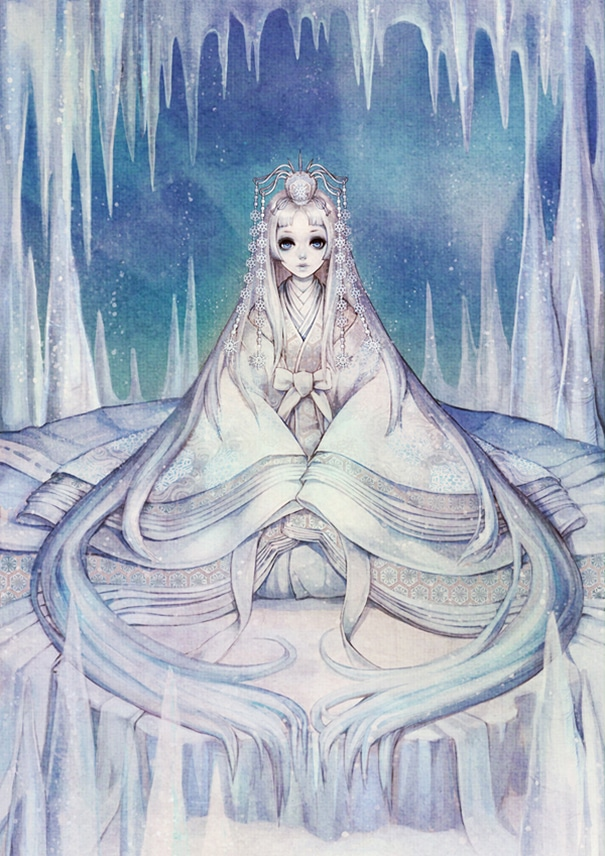 4 - The Snow Queen