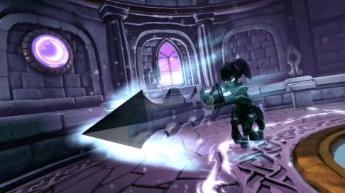 Skylanders Knight Mare