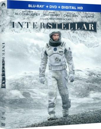 DVD Interstellar
