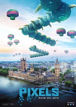 Pixels Centipede