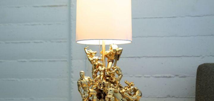 Lampe Figurines