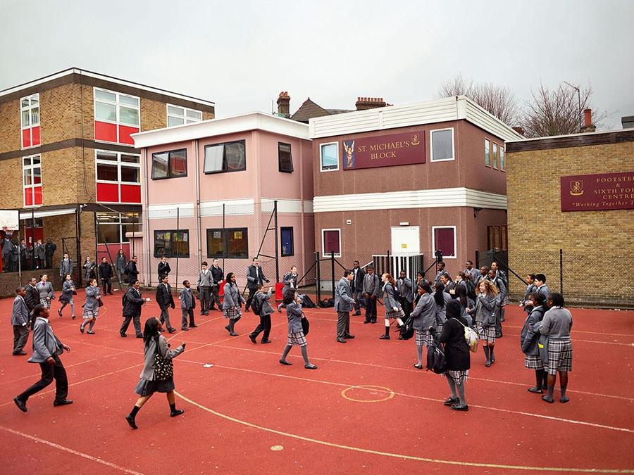 Sacred Heart Catholic Secondary School, London