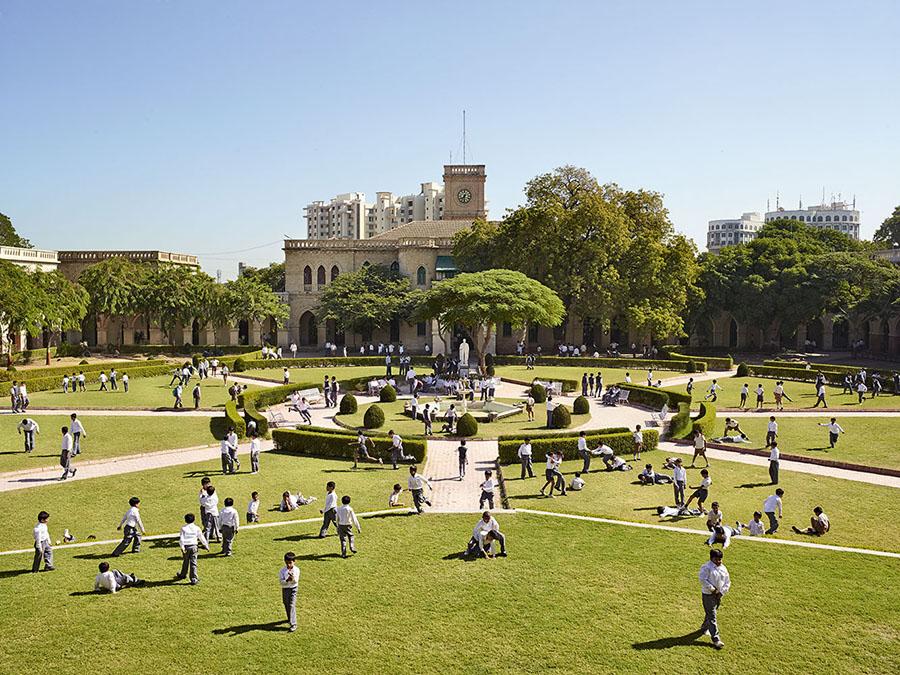 Rajkumar College, Rajkot, Gujarat, India