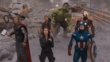 Avengers, premier épisode
