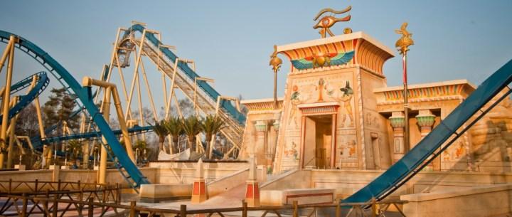 OzIris, l'attraction phare du parc Astérix