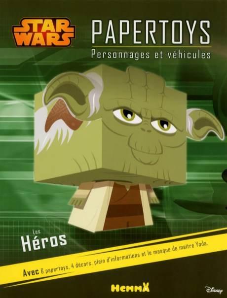 Coloriages et Papertoys Star Wars Hemma (6)