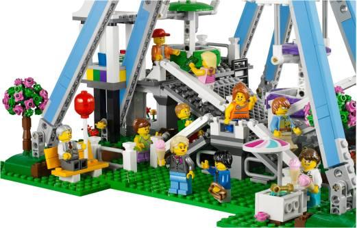 Grande Roue Lego (18)