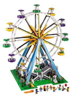 Grande Roue Lego (6)