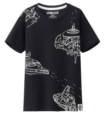 T-Shirt Star Wars Uniqlo Enfant (3)