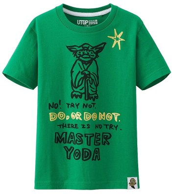 T-Shirt Star Wars Uniqlo Enfant (6)