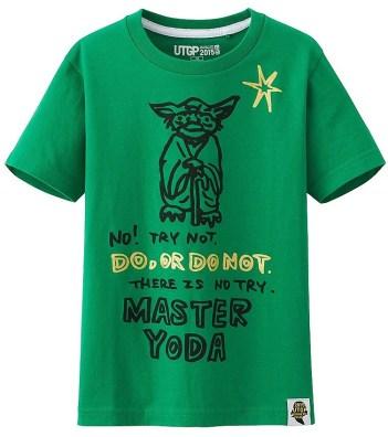 T-Shirt Star Wars Uniqlo Enfant (6)