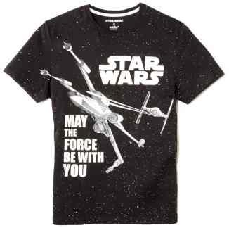 celio tee shirt coton the force