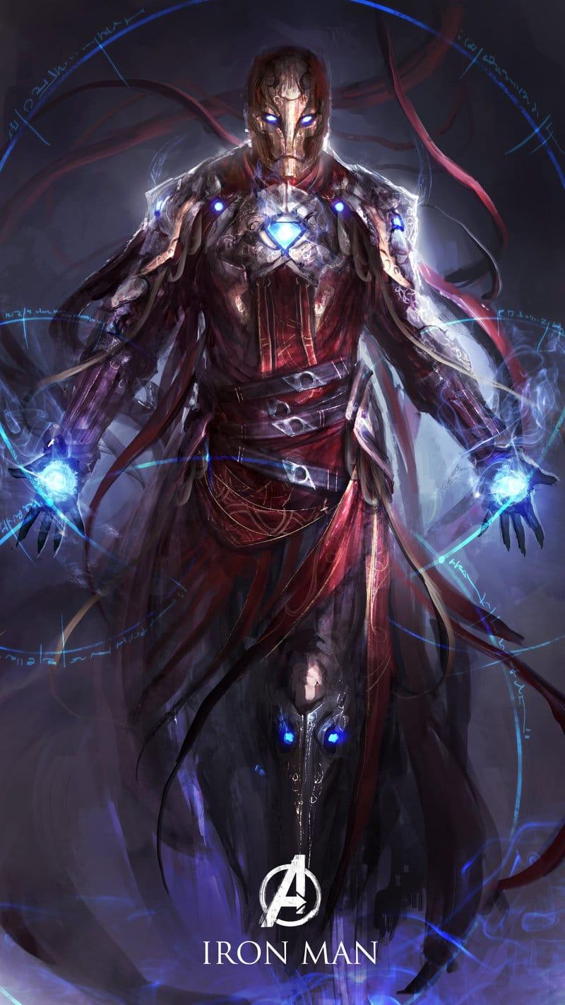 Avengers - Dark Fantasy (1)