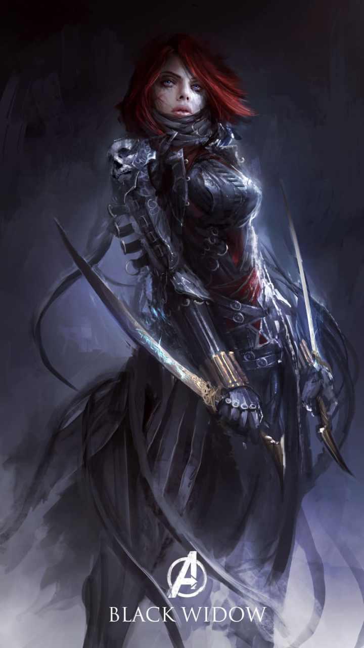 Avengers - Dark Fantasy (5)