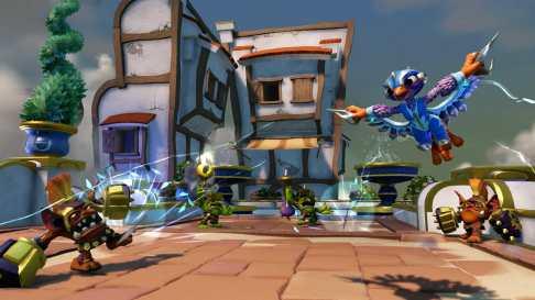 Skylanders SuperChargers_Storm Blade 2