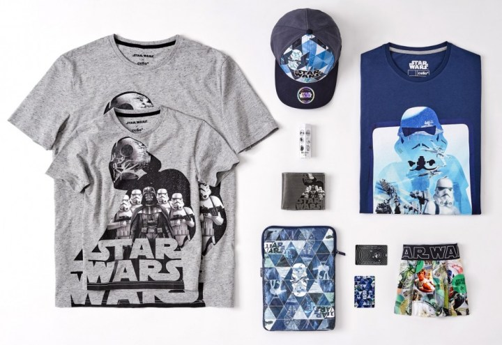 Celio X Star Wars - Collection Fête des Pères 2015