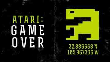atari game over