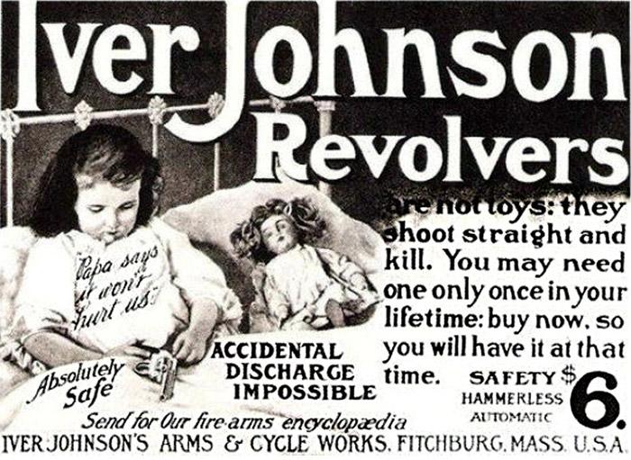 Iver-Johnson-gun-revolvers-Vintage-creepy-kids-ads