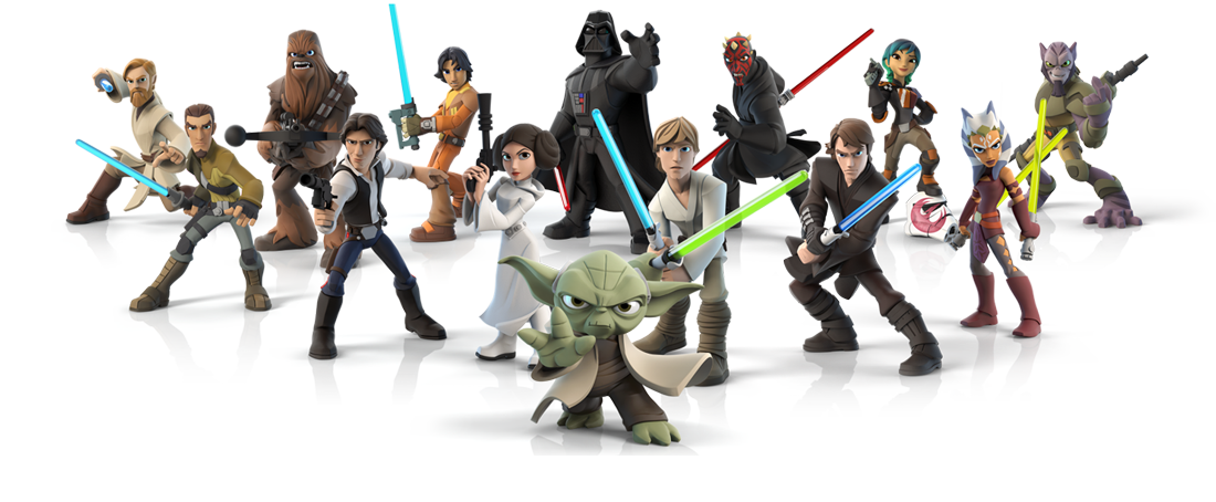 figurine star wars disney infinity