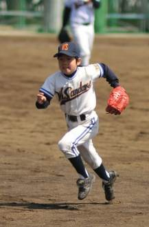 Baseball Junior Japon