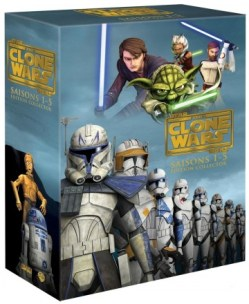 Clone Wars DVD