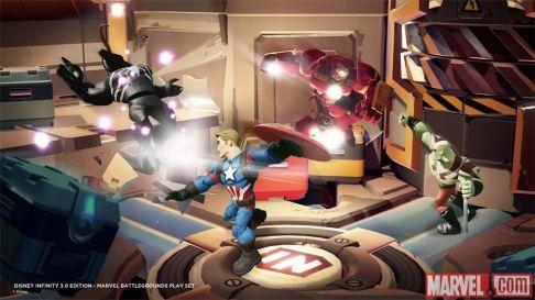Disney Infinity 3.0 Marvel Battlegrounds (2)
