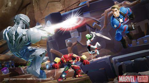 Disney Infinity 3.0 Marvel Battlegrounds (4)