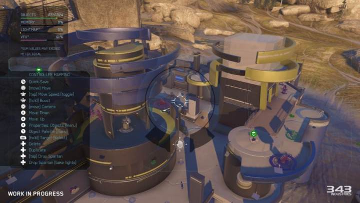 Halo 5 - Forge