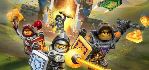 Lego Xeno Knights