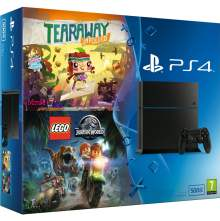 Pack PS4 + Tear Away + Lego Jurassic World