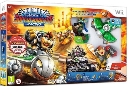 Skylanders SuperChargers - Wii