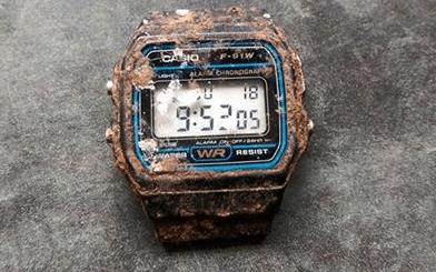 La montre Casio immortelle