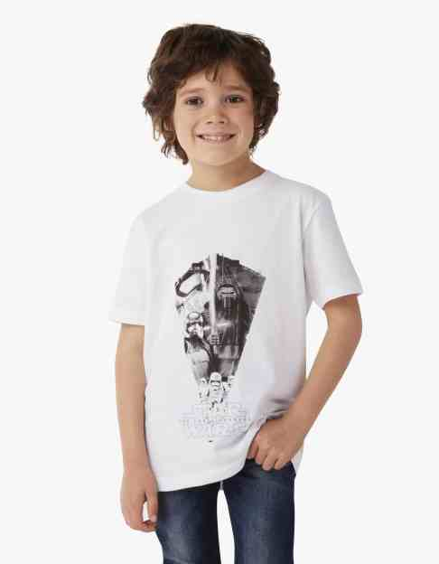 Celio Star Wars VII - T-Shirt Enfant (1)