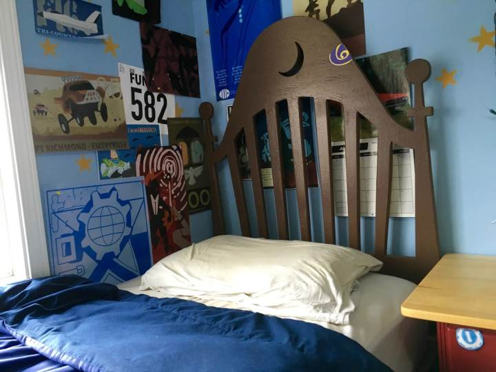 Chambre Andy Toy Story 3 (10)